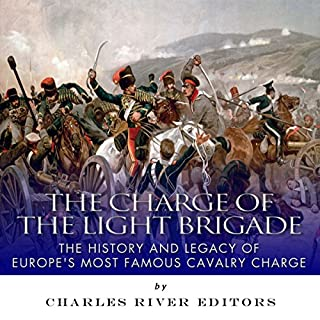 The Charge of the Light Brigade audiobook cover art
