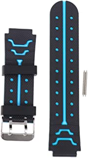 NICERIO Kids Watch Strap - Silicone Strap Waterproof Strap Boys and Girls Universal Strap for Four Generations of Children...