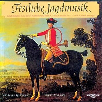 Josef Zilch & Joseph Haydn: Festliche Jagdmusik (Festive Hunting Music)