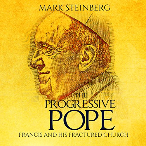 The Progressive Pope audiobook cover art