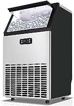 YUTGMasst Professionnelle Commerciale Électrique Machine À Glace, Fait 121 LB (55KG) De Glace en 24 Heures-Glaçons Prêts e...