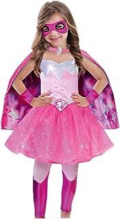 Barbie Rainbow Fairy Costume, Girls,
