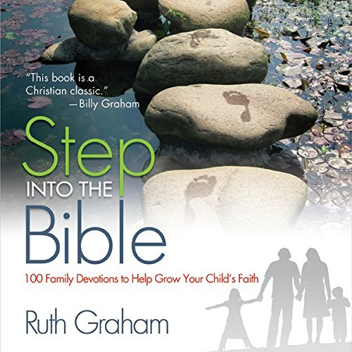 Step into the Bible audiobook cover art