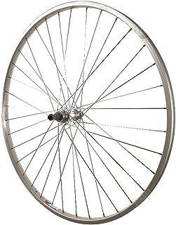 Sta-Tru Silver Alloy ATB 6-7 Speed quick release wheel