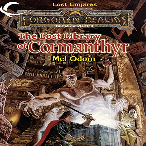 The Lost Library of Cormanthyr cover art