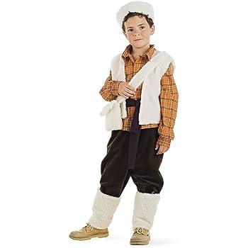Limit Sport - Disfraz de pastor para niño (MI423): Amazon.es ...