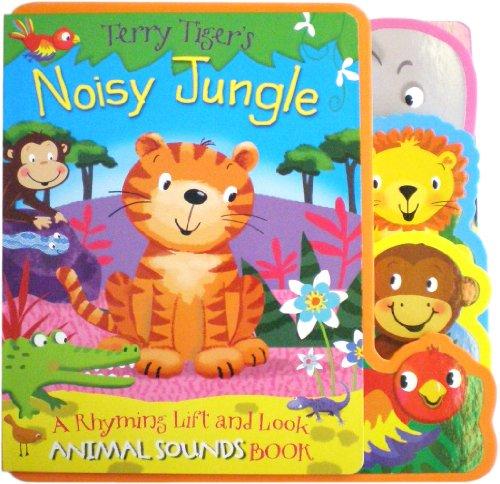 Terry Tiger's Noisy Jungle