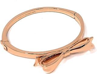 Kate Spade New York Marmalade Rose Gold Hinged Bracelet