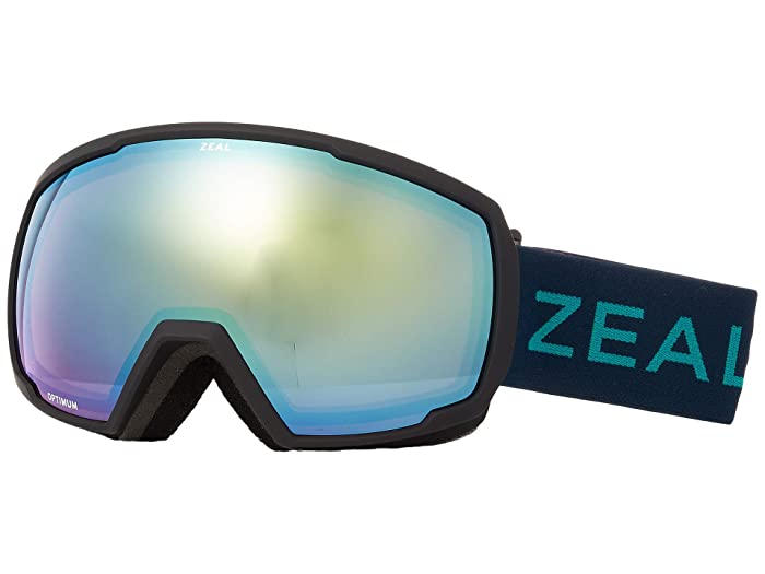 Zeal Optics Nomad (Fruit Punch w/ Alchemy Mirror) Snow Goggles