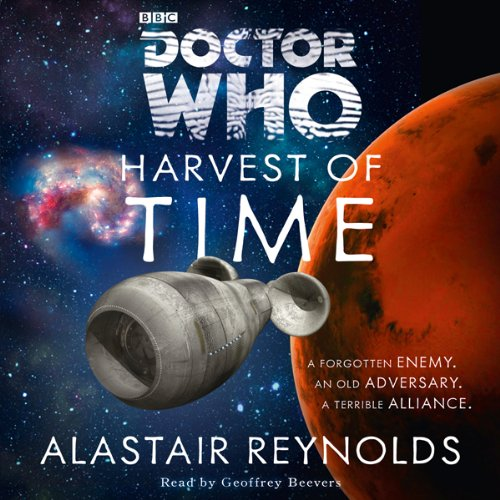 Doctor Who: Harvest of Time (3rd Doctor Novel) audiobook cover art