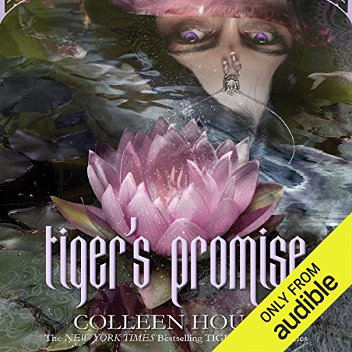 Tiger's Promise audiobook cover art