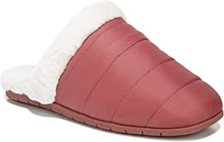 Vionic Karma Josephine Women's Mule Slipper- Supporting Ladies Indoor/Outdoor Slippers that Include Three-Zone Comfort wit...