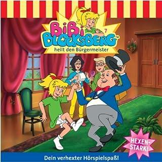 Bibi heilt den Bürgermeister audiobook cover art