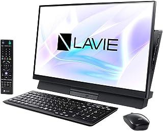 NEC 23.8型デスクトップパソコン LAVIE Desk All-in-one DA770/MAB【2019年 春モデル】Core i7/メモリ 8GB/HDD 3TB+Optane 16GB/TV機能(ダブルチューナ)/Office H&...