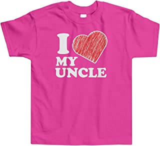i love my uncle tee shirts
