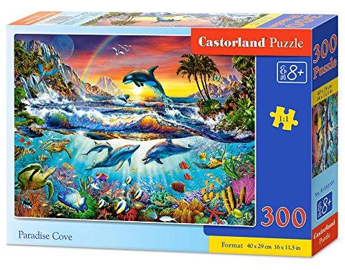 Castorland B-030101 Puzzle, bunt