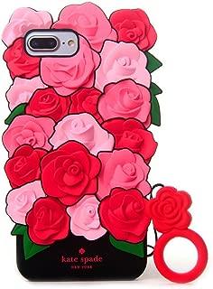 iPhone 7 Plus Case, iPhone 8 Plus Case, Phenix-Color 3D Cute Cartoon Soft Silicone Hello Kitty Gel Back Cover Case for Apple iPhone 7 Plus / iPhone 8 Plus 5.5 Inch (73)