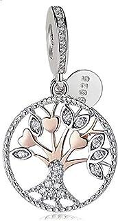 belinia prestige - Estilo,Pulsera, Joyas para Dama - Colgante para Pulsera o Collar - 925/1000 Sterling