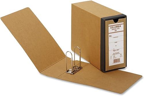 Globe Weiß GLWB50H Binding Case-3-.13in. Arch H-he-9-.50in.x12-.88in.x4-.63in -. Kraft