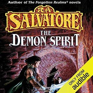 The Demon Spirit audiobook cover art