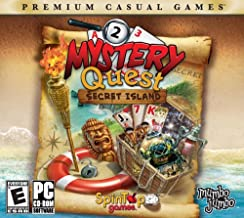 Mystery Quest - PC [video game]