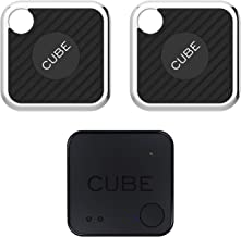 Cube Pro, Cube Shadow Bundle, Key Finder Smart Bluetooth Tracker for Luggage, Wallet, Dogs, Kids, Cats, with app for Phone... photo