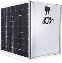 TP-solar Solar Panel 100 Watts 12 Volts Monocrystalline High Efficiency 100W 12V Mono Module RV Marine Boat Off Grid