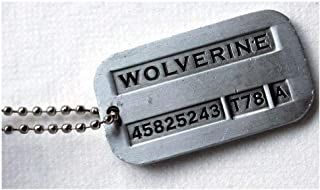 Best wolverine dog tag Reviews