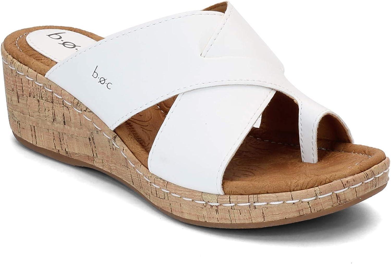 b.o.c. Women's 1 year warranty Summer outlet Sandal II