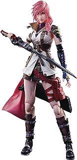 Square Enix Dissidia Final Fantasy: Lightning Play Arts Kai Action Figure