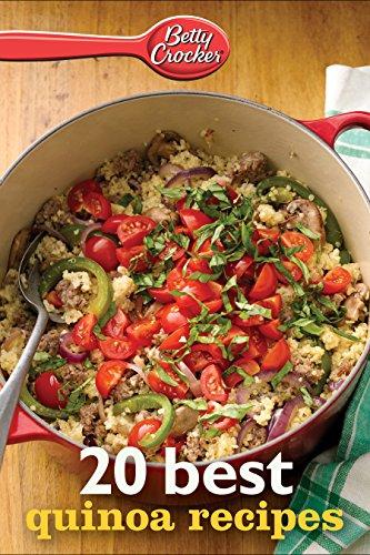 Betty Crocker 20 Best Quinoa Recipes (Betty Crocker eBook Minis) (English Edition)