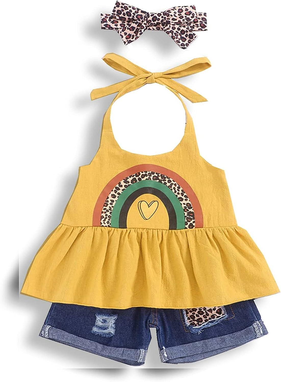 bilison Wholesale Toddler Girl Clothes Sleeveless Ranking TOP15 Sling Dress Cami Rainbow