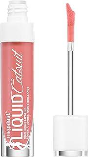 WET N WILD MegaLast Liquid Catsuit High-Shine Lipstick - Peach Stole My Look