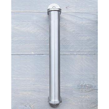 Oregon - Tirador de puerta de acero inoxidable para puertas y puertas correderas: Amazon.es: Bricolaje y herramientas