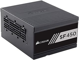 Corsair CP-9020104-AU SF450 450 Watt 80 Plus Gold Certified High Performance SFX Power Supply Unit