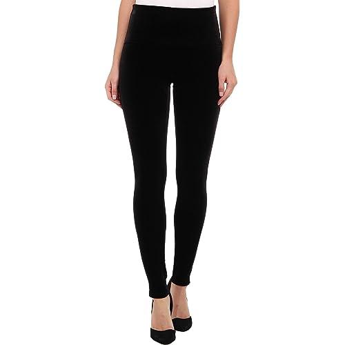 0fb246e8fc20d SPANX Women's Velvet Leggings at Amazon Women's Clothing store: