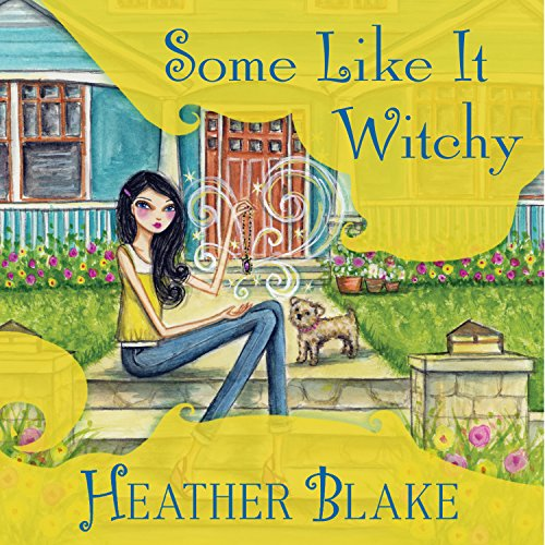 Some Like It Witchy cover art