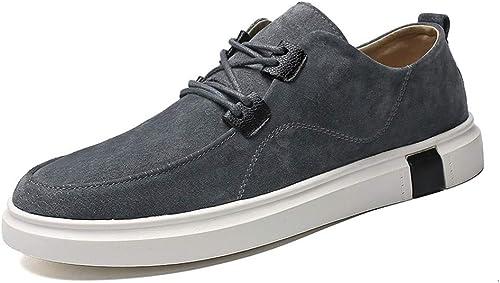 CHENDX Chaussures, Confortable Oxford Décontracté Décontracté Décontracté Outsole paniers pour Hommes de la Mode pour Hommes (Couleur   gris, Taille   41 EU)  magasins d'usine