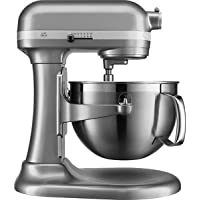 KitchenAid KP26M9XCCU 6-Quart Bowl-Lift Professional Stand Mixer