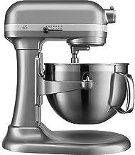 KitchenAid KP26M9XCCU 6-Quart Bowl-Lift Professional Stand Mixer, Contour Silver