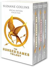 The Hunger Games 10th Anniversary Edition Boxed Set (3 Books)