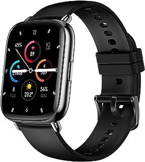 XYCSM Smart Watch,Reloj Inteligente, Reloj Inteligente Multifunción, Monitoreo en Tiempo Real de Calorías Consumidas por Sus Datos de Ejercicios, Función de Control de Sueño Vida de batería