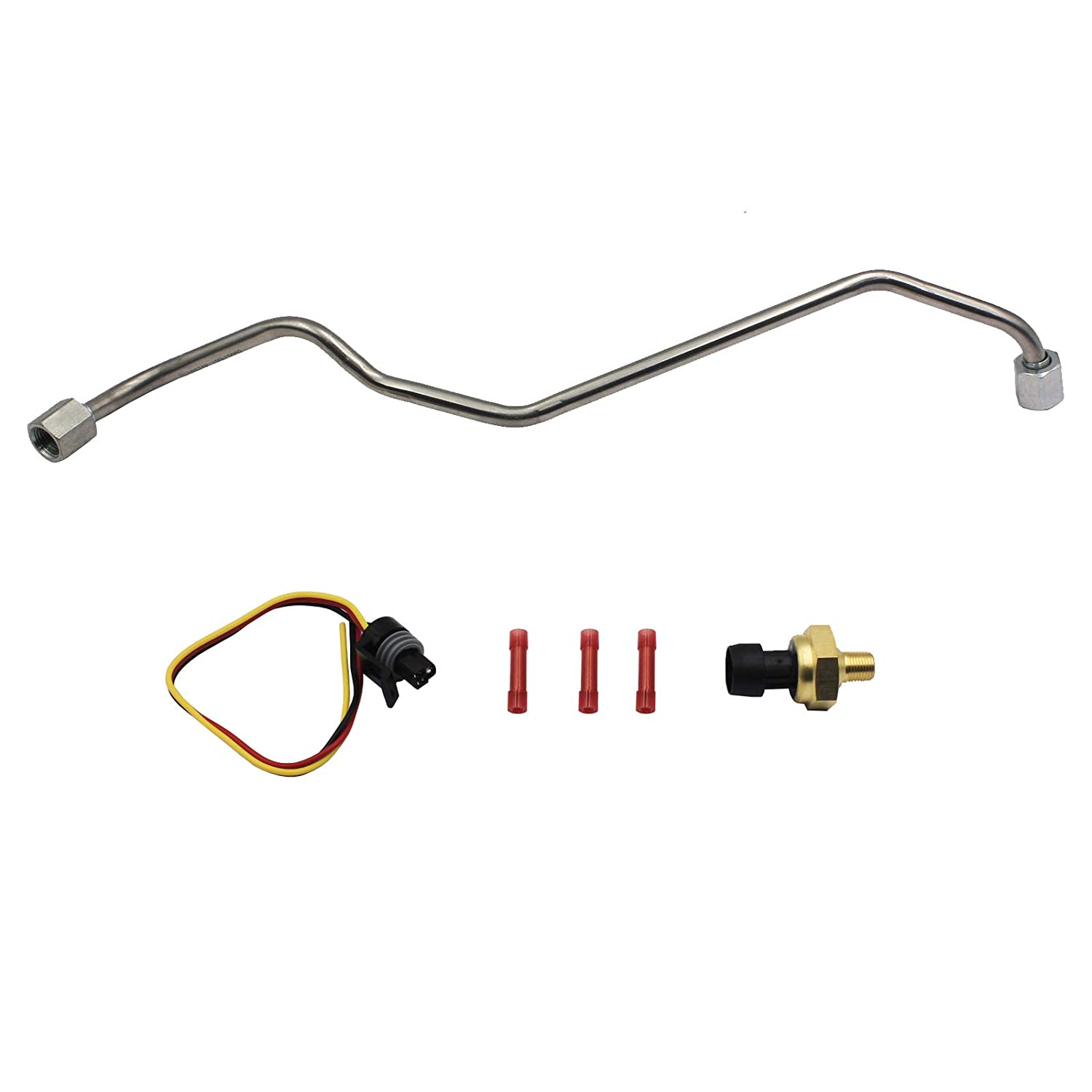 YHB Exhaust Back Pressure EBP National uniform free free shipping shipping for Tube Wire Sensor Replacement