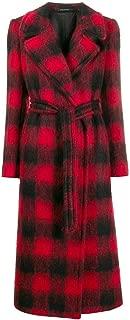 TAGLIATORE Luxury Fashion Womens MOLLYL7003R1405 Red Coat | Fall Winter 19