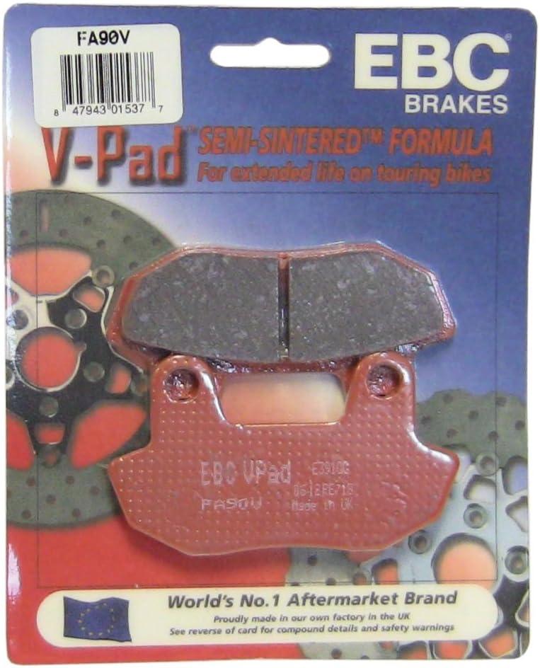 EBC Brakes FA90V Semi Disc Brake Max 67% Austin Mall OFF Pad Sintered