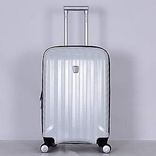 Titan Hard Case Luggage, White - 0105883