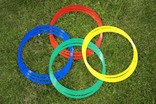 Mitre Agility Rings - Set of 12