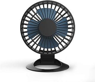 Nobranded Mini portátil de Mano Ventilador eléctrico Aire Acondicionado Enfriador Ventilador de refrigeración Mesa de Escritorio de Verano Ventiladores de refrigeración Carga USB