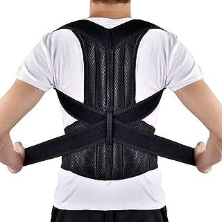 Posture Corrector for Men and Women, Back Brace Shoulder Posture Correction for Upper and Lower Back Support