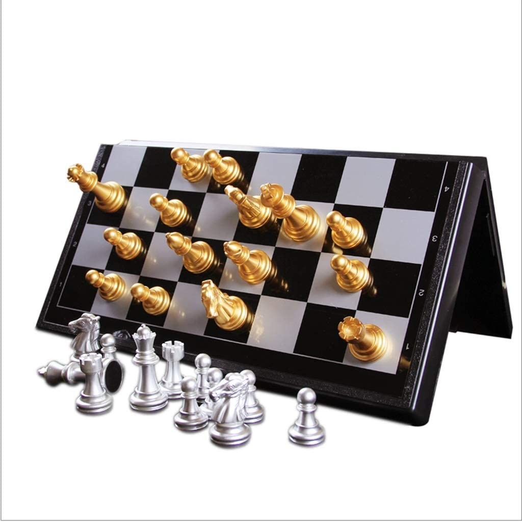 Chess Set Plastic International Portable Send Free Our shop OFFers the best service shipping Checkers